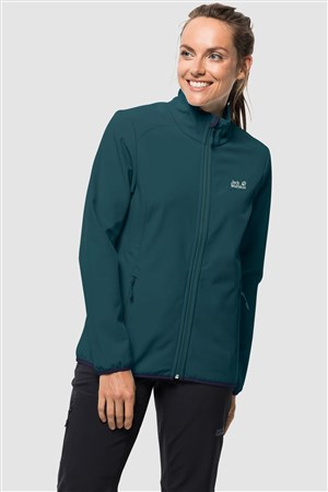 Jack Wolfskin Northern Pass Softshell Kadın Outdoor Mont 1305811