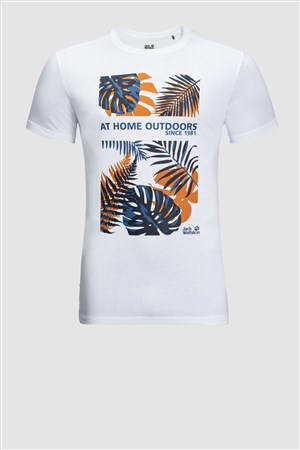 Jack Wolfskin Palm Cove Erkek Outdoor T-Shirt 1806451