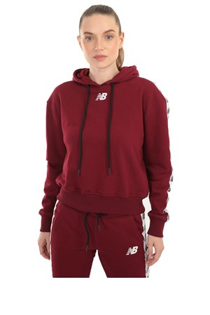 New Balance Team Jacket Kadın Sweat WPJ005-BKR